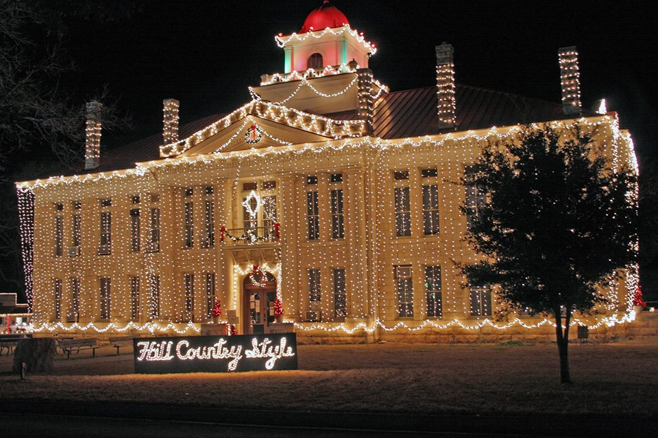 central texas holiday - Fredericksburg Tx Christmas