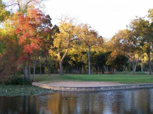 Central Texas Golf Course