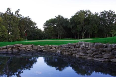 Central Texas Golf Course